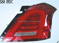 Hot Selling Super Flux Rear tail lamp for suzuki alto 12v plug and play led tail light tail lamp for Suzuki Swift