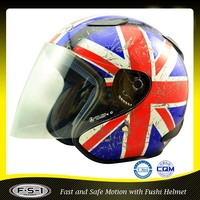 FUSHI wholesale motorbike helmet open face motorbike helmet 810