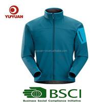 BSCI Audit Factory-2015 New Arrival OEM Cheap Mens Softshell Jacket & Waterproof Windproof Jacket & Casual softshell Jacket
