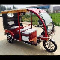 2015 San'an chinese manufacturer good quality three wheeler auto rickshaw price