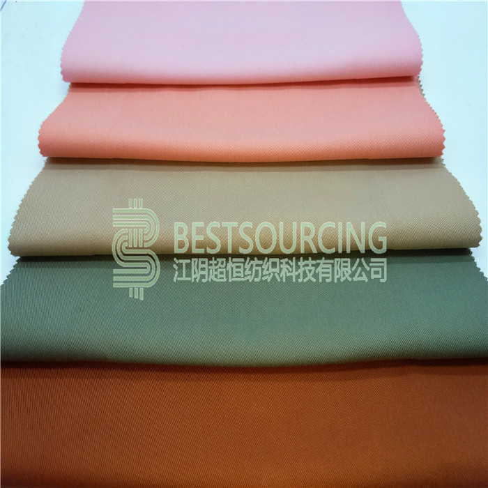 Competitive price cotton polyester knit denim fabric