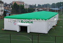 Giant inflatable tent, inflatable cover, inflatable building