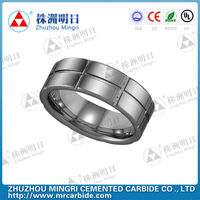 OEM/ODM wholesale Tungsten Ring new fashion tungsten carbide sealing ring low price tungsten carbide ring