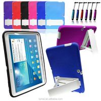 Shock Proof Case Heavy Duty Cover + Stylus Pen For Samsung Tablet