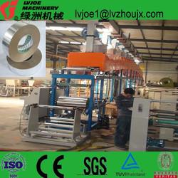 LV-7 Aluminum foil/foam coating machine factory and suppliers