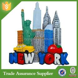 New Arrival Custom New York Cities Fridge Magnets Stickers