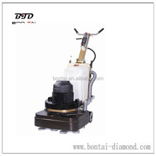 660mm working width concrete floor polisher and grinder with planetary disc