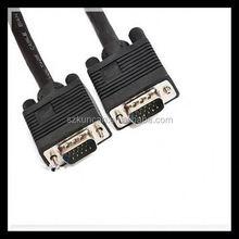 VGA RCA cable 15pin VGA extension cable 100% Bare Copper