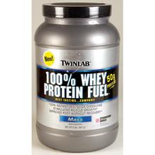 100% Whey Protein Fuel Strawberry