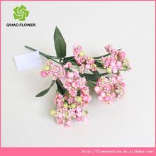 natural berry bouquet plastic berry bouquet artificial berry flower bouquet