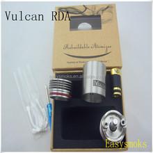 Innovative design coil-replaceable e-cigarettes mini kayfun vaporizer pk vulcan rda