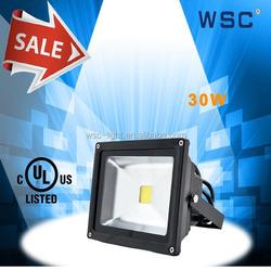 Headlight 30w heattipe flood energy saving light bulbs