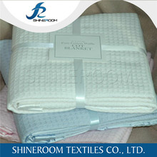 New Fashion Hot Sale 100 Cotton Thermal Hospital Blankets