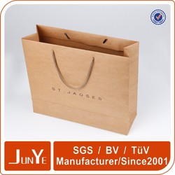 Resealable brown paper grocery bags wholesale
