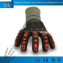 QL new products impact resistant gloves finger protection