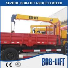 Hydraulic 3 ton Crane Truck in Lowell Ma