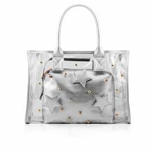 Wholesale Golden Star two - piece PVC handbag