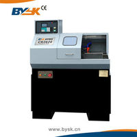 CK0620B Economic mini desktop cnc lathe
