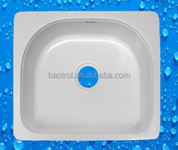 Sanitary Ware Modern stone Bathroom acrylic basin with price