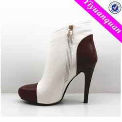 Lady Sexi High Heel Dress Shoes Ankle Boots