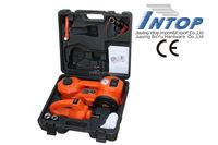 3 in 1 ITTZ01 high quality Portable electric hydraulic car jack in 2015,automatic hydraulic car jack