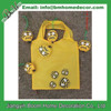 Yellow Bee Shape Shopping Bag / Bee Folding Bag / Bee Foldable Bag