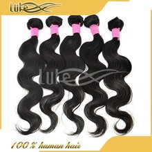 Amazing price silky virgin Brazilian human sunburst hair weft