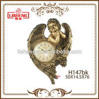 Large hanging decorative angel wall decoration H147BK