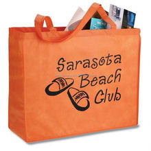 good sale recyclable large polyester tote bag