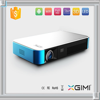 Mini full hd 3d smart phone projector laser logo led door ghost shadow projector
