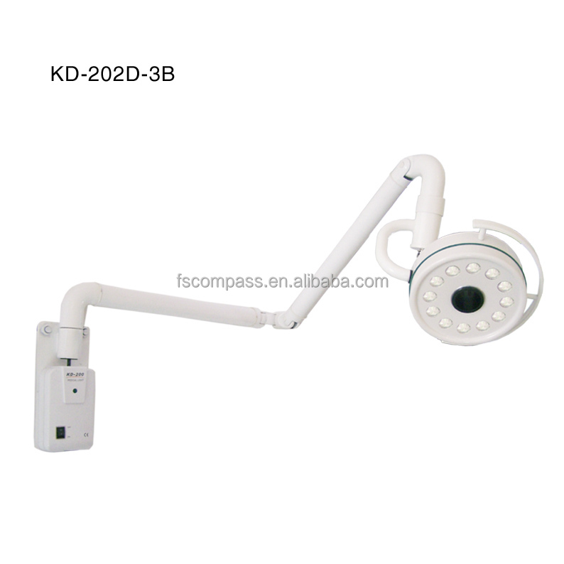 Wall Mounted Movable Lamp : Led Examination Lamp,Portable Examination Light,Wall-mounted Type Opration Light - Buy Surgery ...