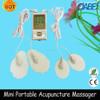 rechargeable TENS body massager mini TENS massager