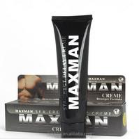 2015 best selling! MAXMAN I penis enlargement cream
