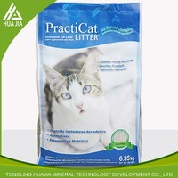 odour controlling high clumping bentonite cat toilet sand cat litter