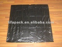 Recycled LDPE Flat bag bag, loose packing