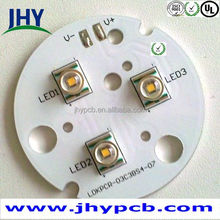 shenzhen high power led tube light aluminum cree pcb