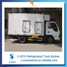 Customized ice cream vans, used refrigerated vans for sale