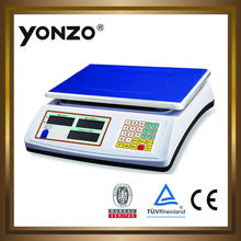 electronic weight balance led weigh scale