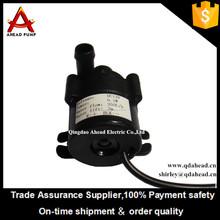 2015 la venta caliente de la batería 12v dc potencia de bomba de agua sumergible