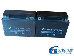 lead acid agm jetski battery manufacture 12V 6.5Ah rechargeable motorcycle 12v battery