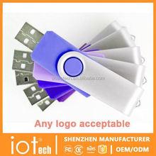 Marketing Gift Swivel USB Flash Drive