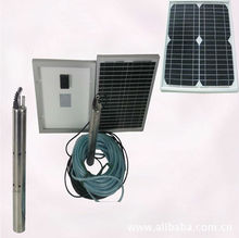 "3""/4"" dc solar power pump"