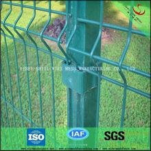 malla de alambre de la cerca