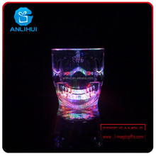 High Quality LED Glow Party skull cool Cup For Party