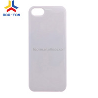 2014 New Design Custom 3d Sublimation Phone Case For Ip5S