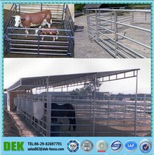 Galvanized Used Corral Easy Install Corral Fence Panels