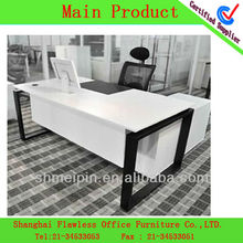 new style modern wooden executive office desk l shaped office desk