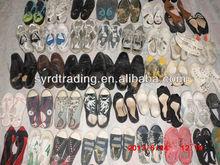 Grau AAA sapatos usados por atacado