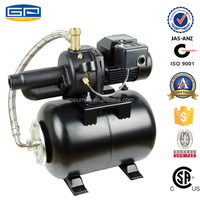 Cast Iron Deep Well Convertible Jet Pump and Tank -self priming high volume high pressure water pumps