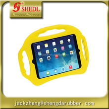 Silicone Multi Grip Kids Case for iPad Mini yellow